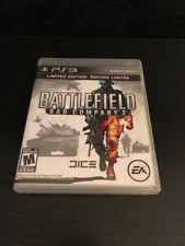 Playstation 3 Battlefield Bad Company 2 (Complete)