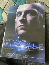More details for derren brown miracle signed theatre show programme
