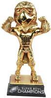 Philadelphia Eagles Philadelphia Eagles Gold Mascot Bobblehead NFL