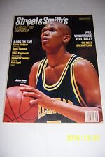 1993 STREET and SMITH Michigan Wolverines JALEN ROSE Will MICHIGAN WIN IT ALL