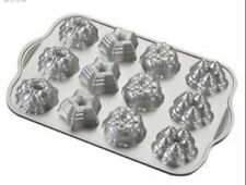 NEW NORDIC WARE  MINI MUFFIN CAKE  PAN
