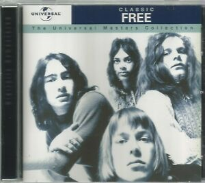 """FREE  -  CLASSIC FREE.   /    EU IMPORT.   PAUL RODGERS.   """" ALL RIGHT NOW """"."""