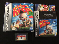 Disney's Chicken Little (Game Boy Advance/SP/DS) Compete In Box: TESTED!!!