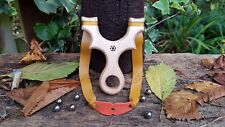 Catapult/Slingshot H9 ,18mm Birch Multiplex,Hunting or Target, Hegarty Slings