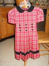 Bonnie Jean  CHRISTMAS,  HOLIDAY, DRESS, KIDS SIZE 4