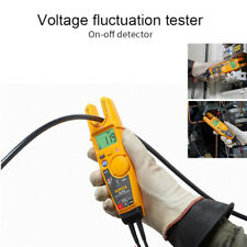 Fluke T5 Electrical Clamp Meter Continuity Current Voltage Fluctuation Tester UK