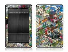 Gelaskin Gelaskins for Kindle Fire Skins Cover kidrobot eboy LA