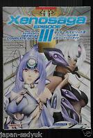 Xenosaga Episode III Official Complete Guide OOP RARE