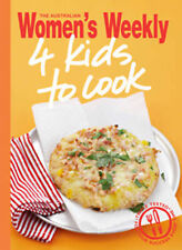 4 Kids to Cook by The Australian Women's Weekly (Paperback, 2008)