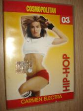 DVD N° 3 COSMOPOLITAN HIP-HOP CARMEN ELECTRA BRUCIA CALORIE GAMBE GLUTEI SPALLE