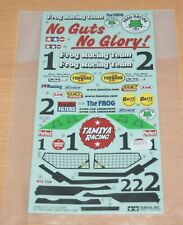 Tamiya 58354 The Frog (Re-Release), 9400373/19400373 Decals/Stickers,