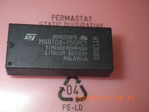 M48T08-150PC1 Timekeeper RAM 8Kx8bit DIP-28, STM
