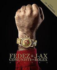 J-Ax & Fedez - Comunisti col Rolex CD Deluxe+Bandiera SIGILLATO