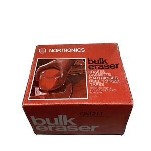 Nortronics Bulk Eraser - Vintage Magnetic Tape Eraser