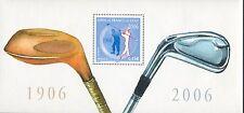FRANCE Bloc souvenir N°13 xx LUXE , GOLF, prix intéressant !