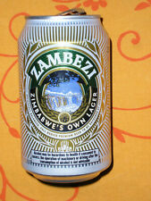 OCOC    Nice beer cans 0,33 l Sambesi from Simbabwe Version 2019