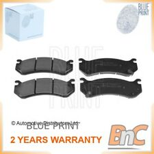 REAR DISC BRAKE PAD SET HUMMER HUMMER H2 BLUE PRINT OEM 88909671 ADA104254 HD