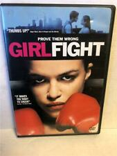 Girlfight (Dvd, 2001), Michelle Rodriguez, Jaime Tirelli, Paul Calderon