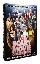 The Scary Movie Collection (DVD, EXTREMELY RARE Metal Case - FRENCH INCL)