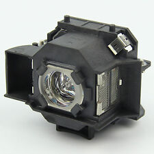 NEW ELPLP34 LAMP With Housing For EPSON EMP-X3  EMP-76C EMP-62C EMP-63 EMP-82