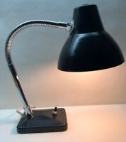 Vintage Mid Century Modern Retro Space Age Gooseneck Desk Lamp France