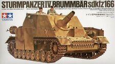 Tamiya 1/35 Sturmpanzer IV Brummbar Sd.Kfz.166 # 35077*