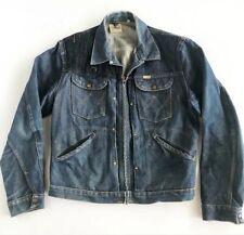 Blue Bell Wrangler Sanforized Denim Jacket Vintage Once Upon A Time In Hollywood