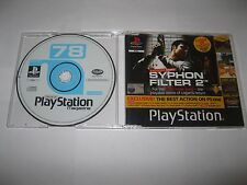 Official UK Sony PlayStation Magazine Demo Disc 78 PS1 LUCKY LUKE, POINT BLANK 2