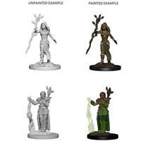 D&D Nolzur's Marvelous Unpainted Minis: Human Female Druid