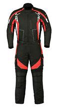 Motorrad-Lederbekleidung & -Kombis in Rot