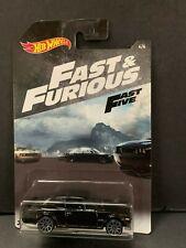 Hot Wheels Nissan Skyline 2000 GTR Black Fast and Furious FKF06 999A 1/64