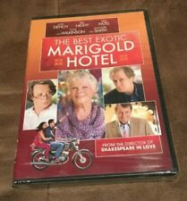 The Best Exotic Marigold Hotel (DVD) NEW