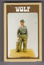 WOLF HORNET MODELS WAW 25 - GERMAN TANKMAN REED-GREEN UNIFORM WW2 1/35 RESIN KIT