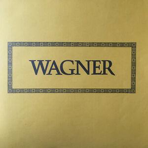 Wagner -  Tannhäuser Philips 6723001 3LP -LP Vinyl F9