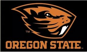Promark NCAA Oregon State Beavers Flag Set 2-Piece Ambassador Style One Size Team Color