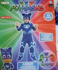PJ MASKS Catboy Deluxe Costume, Size 2T, NWT