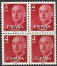 España 1974. General Franco bloque de 4. Ed 2225. MNH. **.