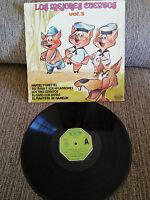 """LOS MEJORES CUENTOS VOL 3 HANSEL Y GRETEL LP VINILO 12"""" G+/VG 1972 MOVIE PLAY"""