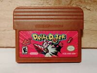 Drill Dozer Nintendo Game Boy Advance 2006 Video Game Authentic Tested Rumble