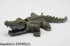"""6"""" Realistic Crocodile Bubble Decoration/Ornament For Aquarium (Ship from USA)"""