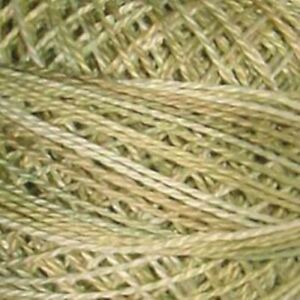 O541 - O559 Valdani Perle Cotton Size 12 Embroidery Thread Variegated Hand Dyed
