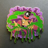 Dr. Facilier Villains Paint Drip Jumbo Limited Edition 50 - FANTASY Disney Pin 0