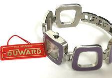 Reloj mujer DUWARD QUARTZ Original Nuevo en acero inoxidable 23207.17