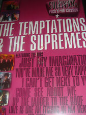 NEW Ed Sullivans Rock N Roll Classics - The Temptations And The Supremes ...