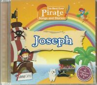 JOSEPH - THE BEST EVER PIRATE SONGS & STORIES PERSONALISED CHILDREN'S CD