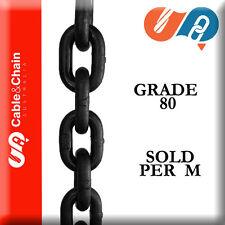 PER M - 13mm G80 Lifting Chain (1 = 1 Meter)