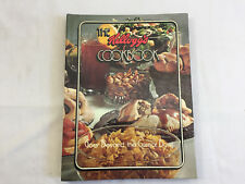 Vintage 1978 KELLOGG'S COOKBOOK recipes Goes Beyond the Cereal Bowl DESSERTS++