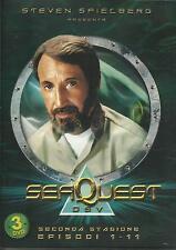 Seaquest. Stagione 2 vol.1 (1997) 3 DVD