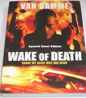 Wake of Death - DVD/NEU/Action/Jean-Claude van Damme/uncut/FSK 18/SUE im Schuber