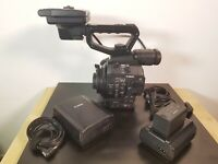 Canon C300 Camera - PL Mount with Pelican Case - Very Good Condition (705 Hours)